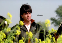sharukh khan song